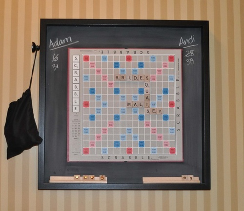 Magnetic Scrabble 7 Creative Ways To Use Magnets Diy
