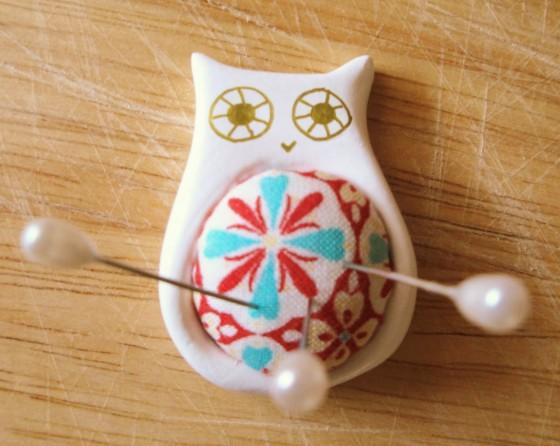 Clay Owl 13 Cute Diy Pin Cushions To Make Diy