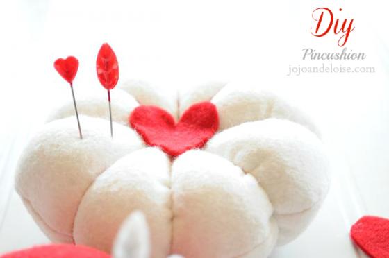 Valentine Felt Crafts