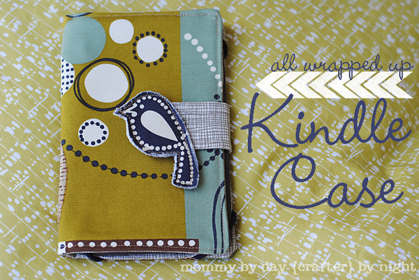 Diy Book Cover For Kindle : Birdie prints lovely diy kindle cases that will keep your…