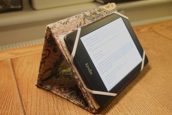 Diy Book Cover Tablet Case : Case and stand lovely diy kindle cases that will keep