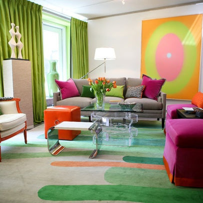 7 cute ways to add mood boosting bold colors to your home Bold house colors