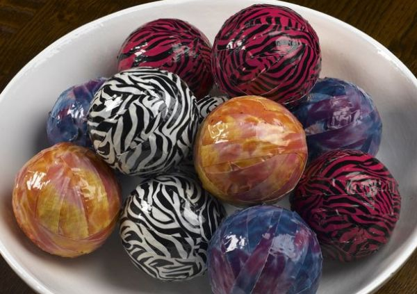 How To Make Decorative Balls Custom Decorative Spheres  7 Diy Duct Tape Projects You Should Try Now… Review