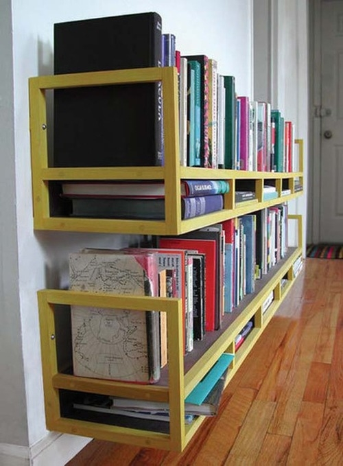 Awesome Modern Bookcase For House Improvement : Modern Bookcases…