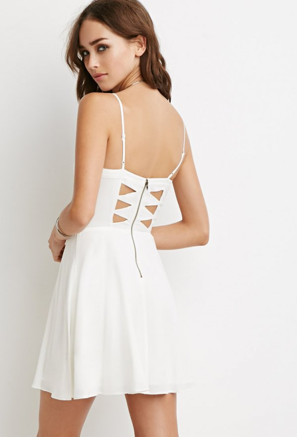 white,clothing,day dress,dress,cocktail dress,