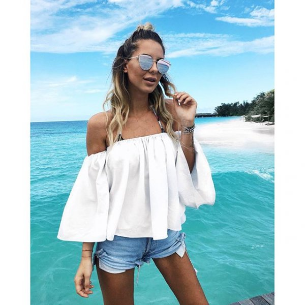 clothing, blue, vacation, swimwear, spring,