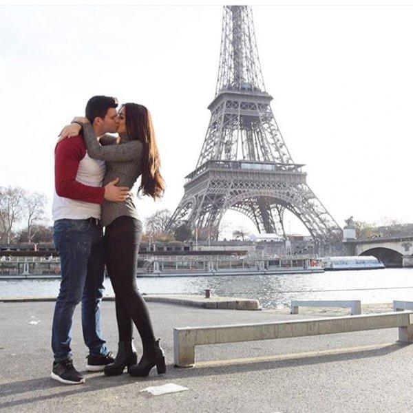 Eiffel Tower, monument,