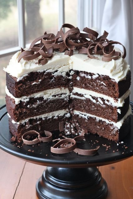 26. Guinness Chocolate Cake and Irish Cream Frosting - 37 Recipes…