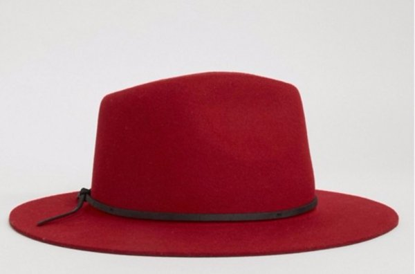 hat,clothing,red,fedora,fashion accessory,