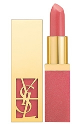 Yves Saint Laurent Rouge Pure Shine Sheer Lipstick in Blood Orange