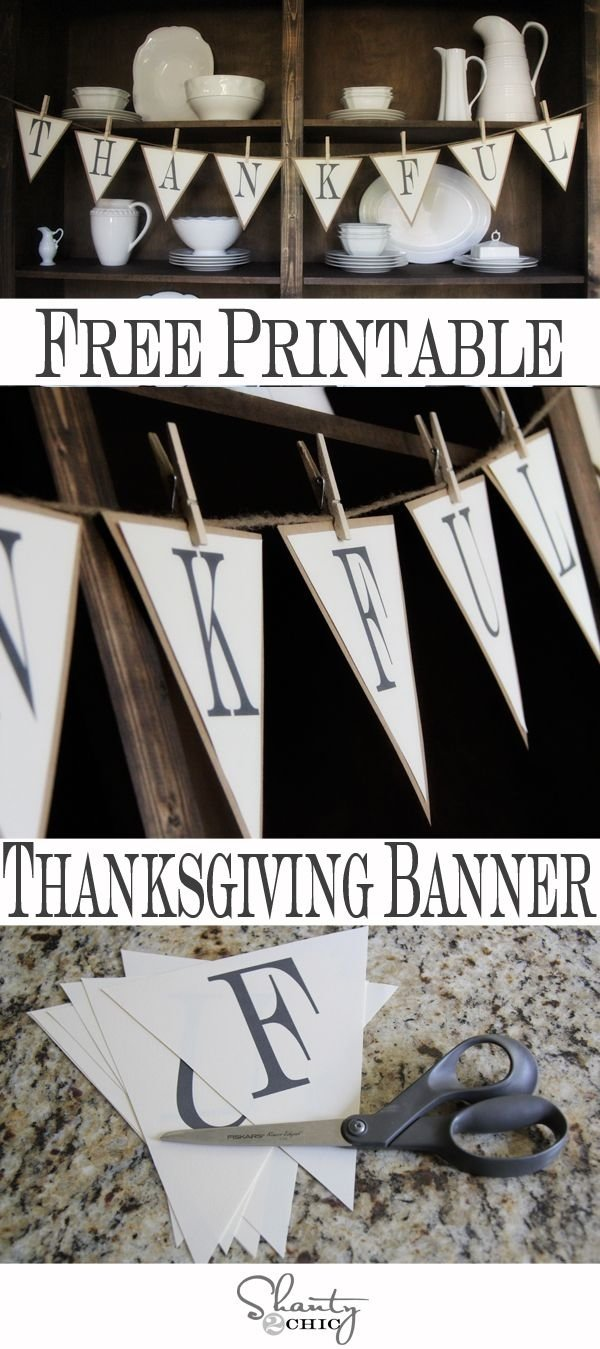 42 DIY Banners and Buntings for All Occasions ... DIY