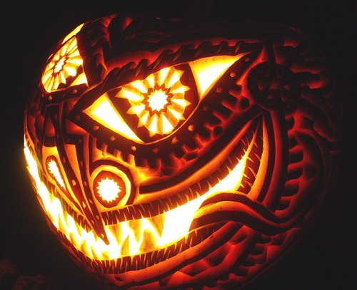 Lots of Spooky Detail