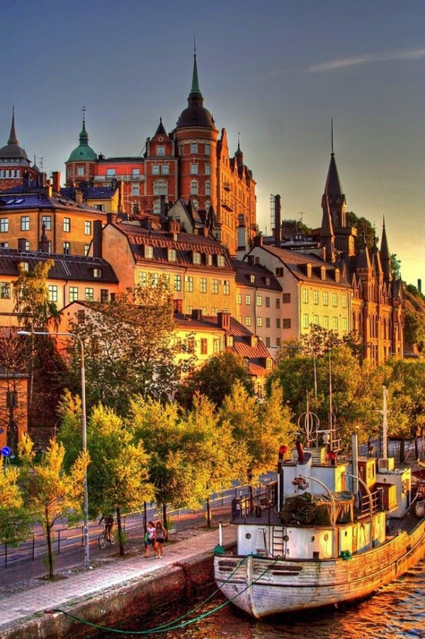 Discover Stockholm by Bike
