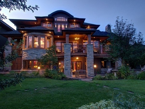 Secluded and homey house 59 gorgeous dream houses for for Big beautiful mansions