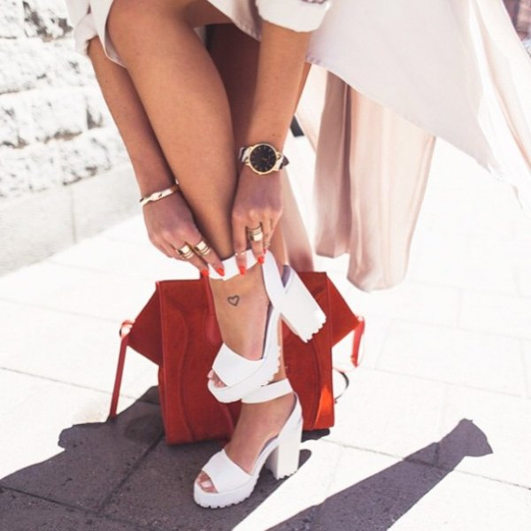 Trade Your Flats in for Heels