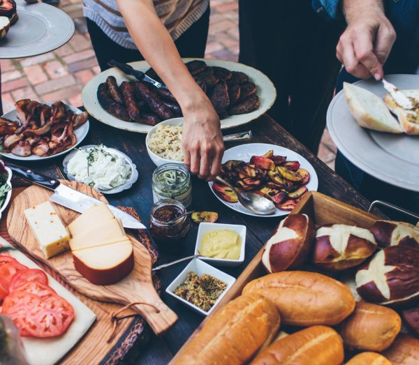 Don't Debut a New Recipe at a Dinner Party