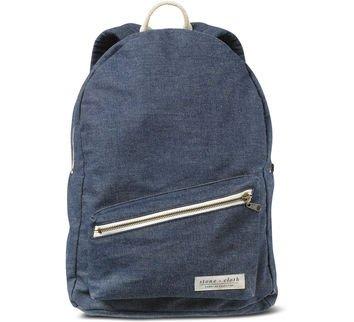 Denim Lucas Backpack
