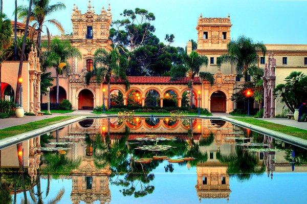 Balboa Park, San Diego, USA