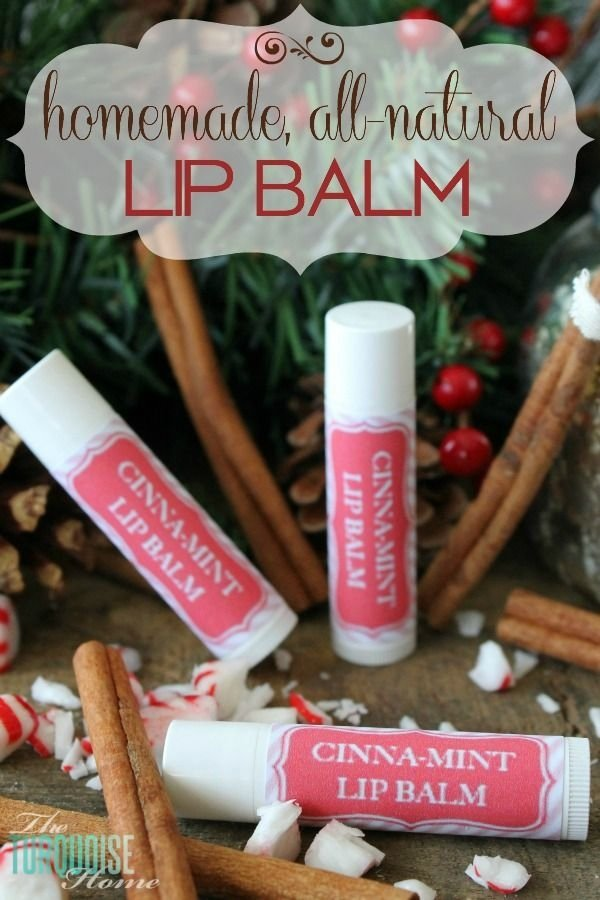 Cinna-Mint Lip Balm