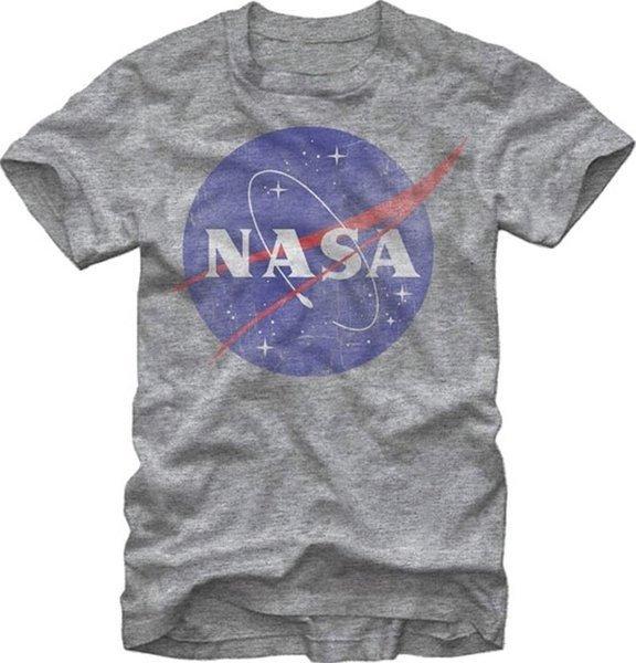Fifth Sun Nasa Logo T-Shirt