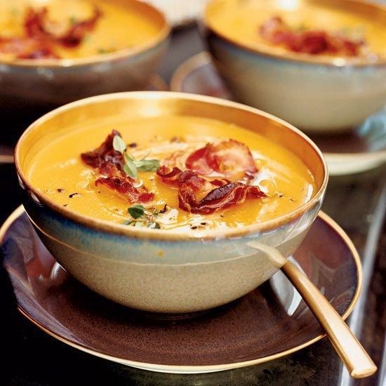 dish, food, soup, corn chowder, cuisine,