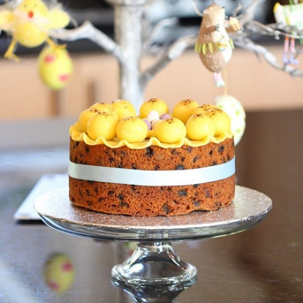 food, dessert, cake, produce, icing,