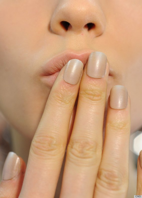 Nude Matte is Perfect with a Tan