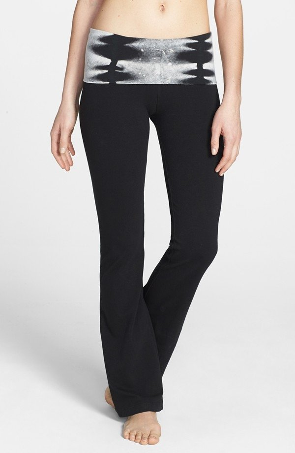Yoga Pants Outfits For School