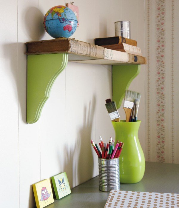 green,room,shelf,shelving,furniture,