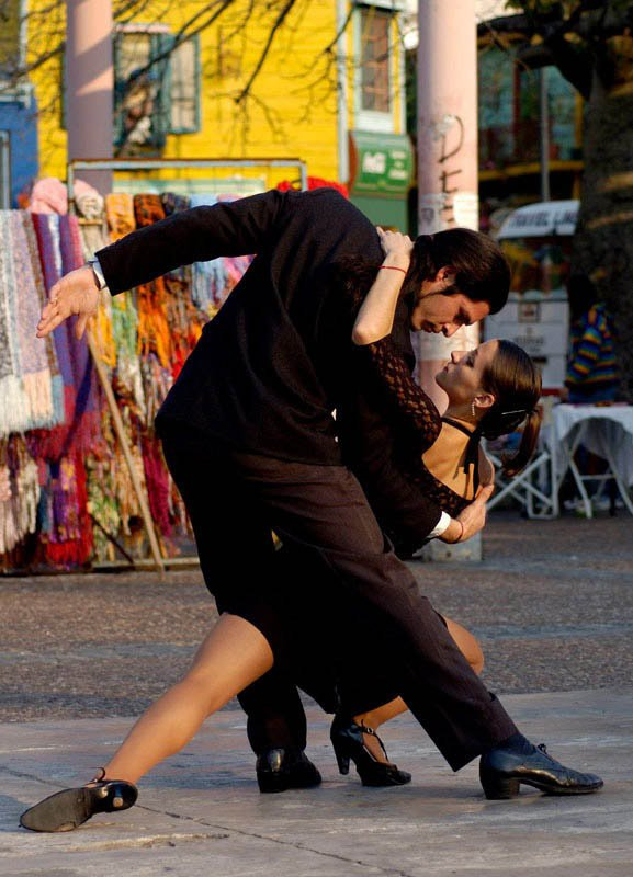 Learn to Tango at a Class in Buenos Aires
