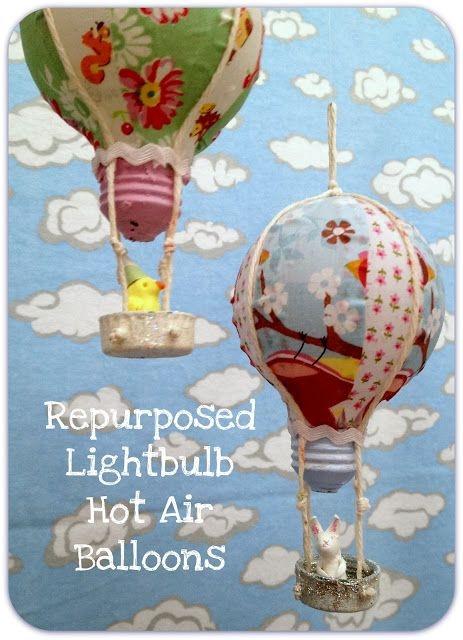 Воздушные шары своими руками из ткани 1076