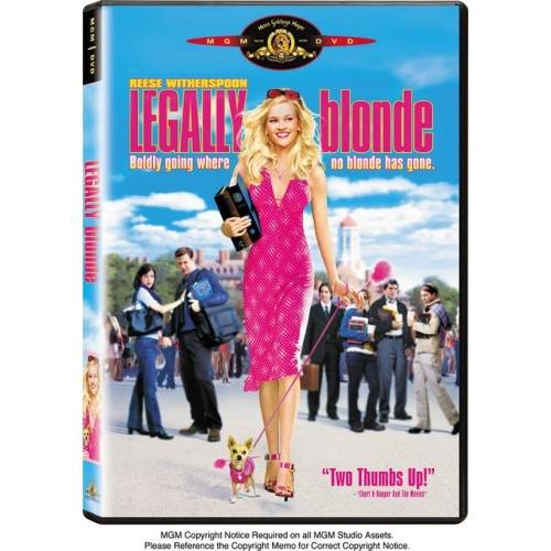 Legally Blonde (2001), Legally Blonde (2001), LEGALLY BLONDE, Hollywood Shuffle (1987), X-15 (1961),