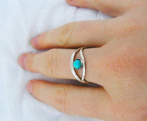 Eye of Ra Ring
