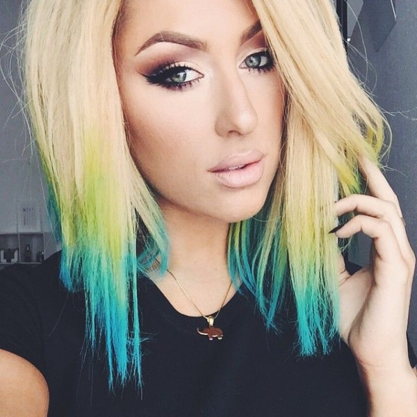 9 Temporary Ways To Color Your Hair 💇 Hair