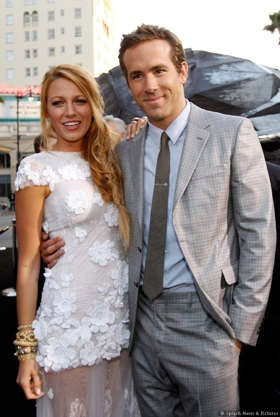 Blake Lively and Ryan Reynolds - For These Celebs, Age Ain't…