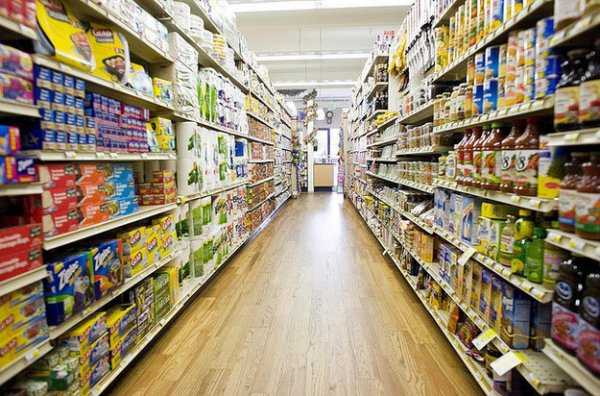 Look at the Top and Bottom Shelves at the Grocery Store—the Eye-level Ones Stock the Priciest Stuff