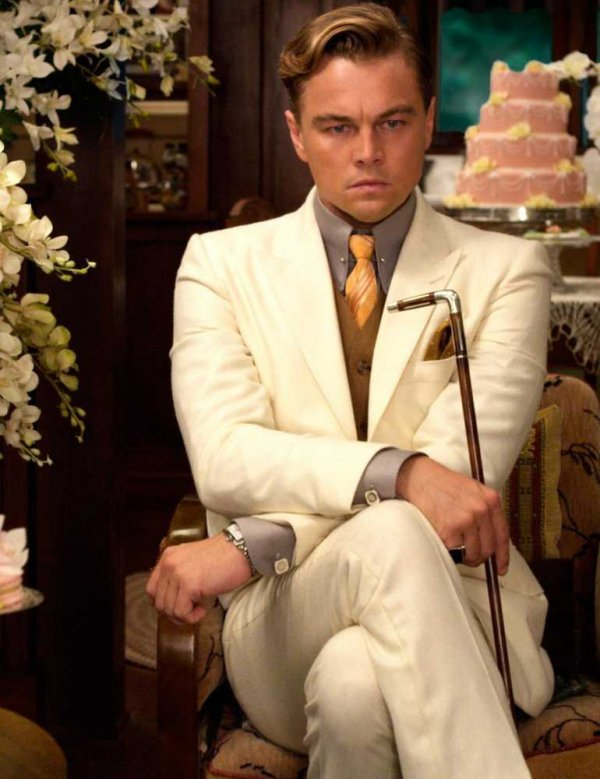 Jay Gatsby from the Great Gatsby