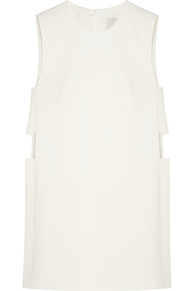 Mason by Michelle Mason Cutout Mini Dress