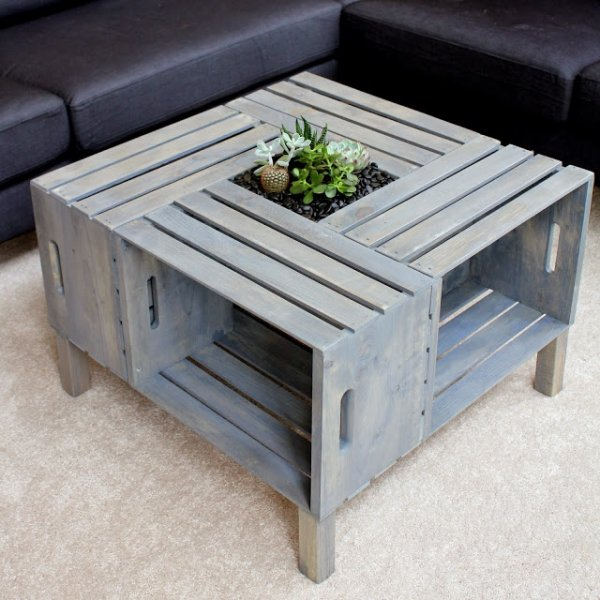 7 Ways to Create Your Own Coffee Table DIY – Design Your Own Coffee Table