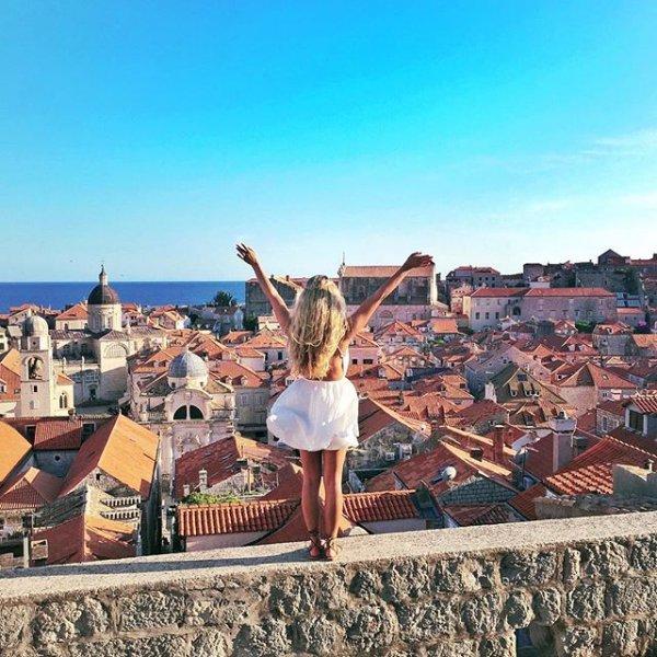 Dubrovnik's Old City, vacation, LLLLLLL,