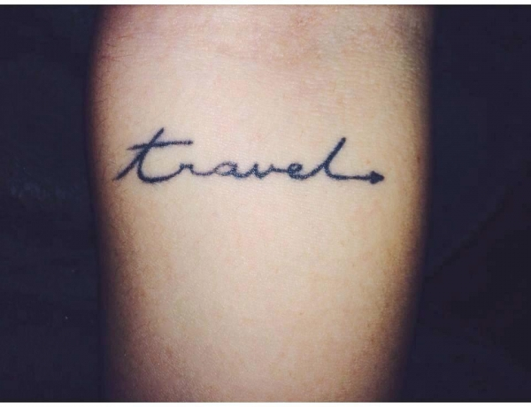22 Travel 25 Of The Best Travel Tattoos In The Entire