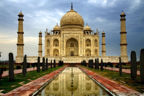 Marvel at the Taj Mahal in Agra, India