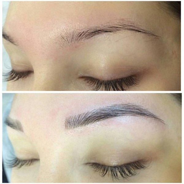 6. MICROBLADING BROWS - 17 Awesome Must-Haveud83dudc84Makeup ...