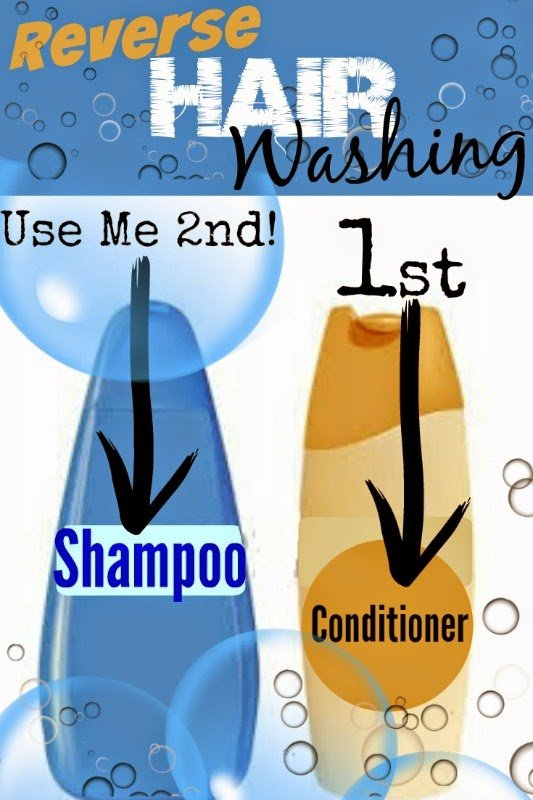 Have You Ever Tried Reverse Shampooing?