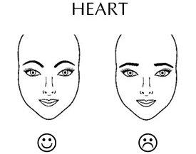 Heart Face