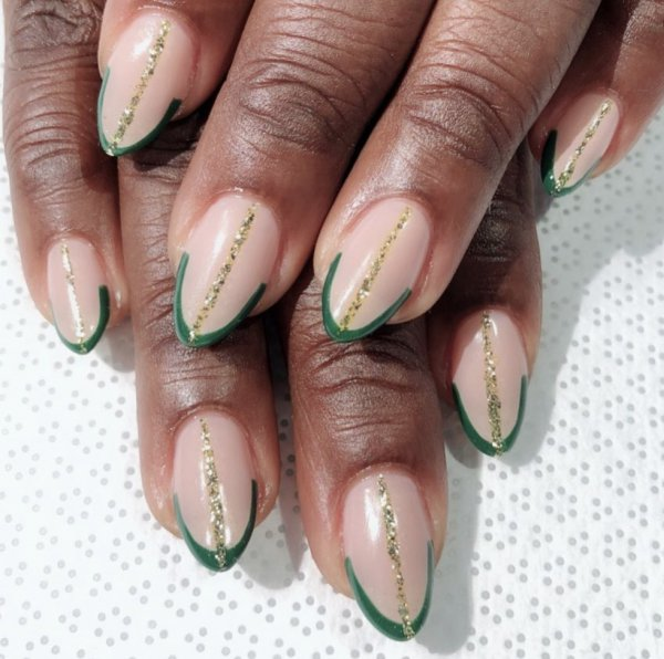 nail, finger, hand, nail care, manicure,