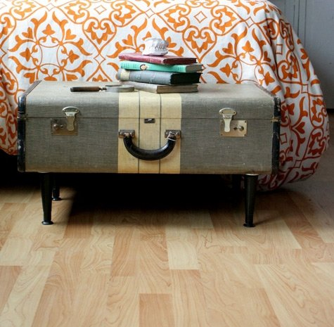 Vintage Suitcase 7 Ways To Create Your Own Coffee Table