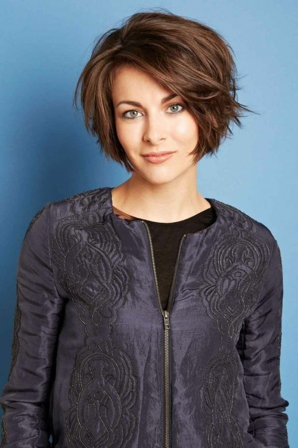Marvelous 21 Sweet Hairstyles For Your Heart Shaped Face Hair Short Hairstyles Gunalazisus