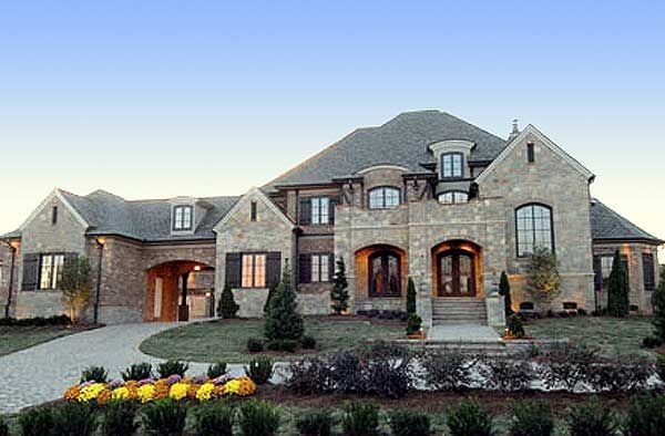 Cozy house plan 59 gorgeous dream houses for motivation and Large estate home plans