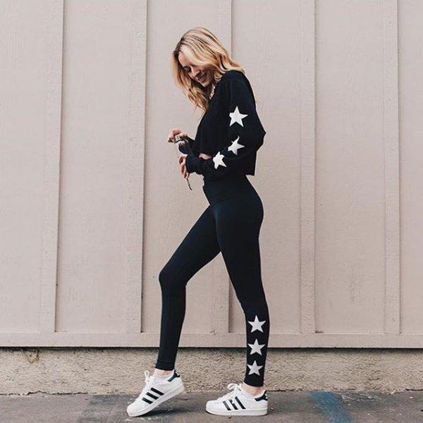 white, black, clothing, footwear, tights,